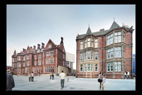 RMJM design for learning hub in Edwardian wing at Sheffield University's Jessop Hospital